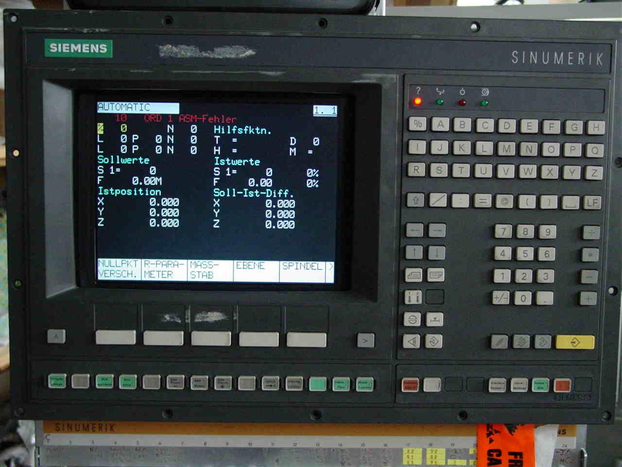 CNC 810 GA3