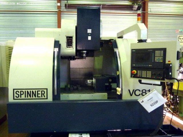 CNC Spinner
